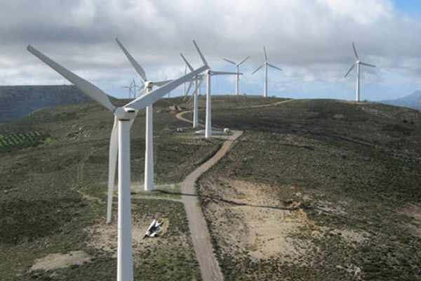 Wind-Energy Parks
