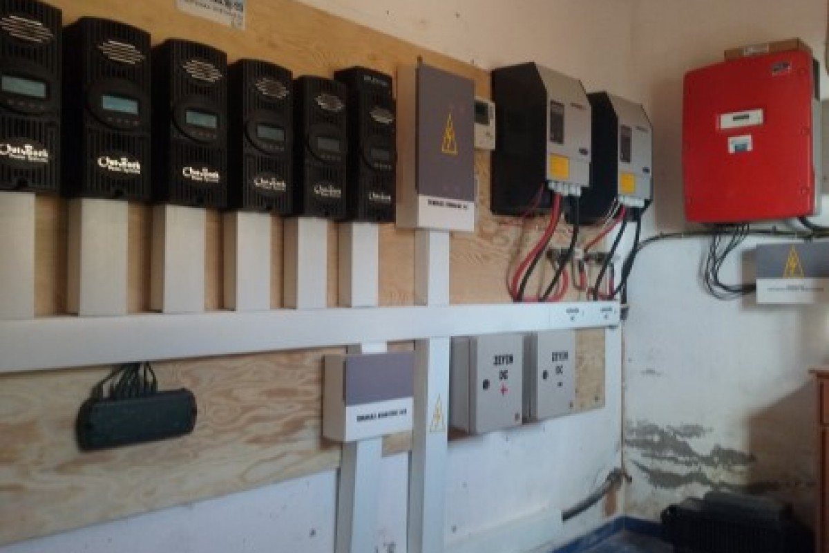 30KW OFF GRID SYSTEM
