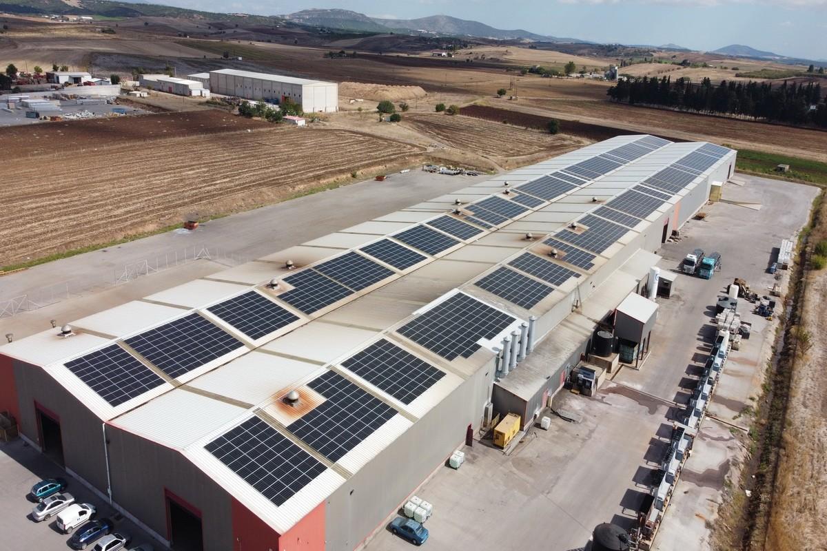 ΑΕΝΑΟΣ- ΚΑΜΑΡΙΔΗΣ GLOBALWIRE: YΛΟΠΟΙΗΣΗ ΦΩΤΟΒΟΛΤΑΙΚΟΥ NET METERING 1 MW