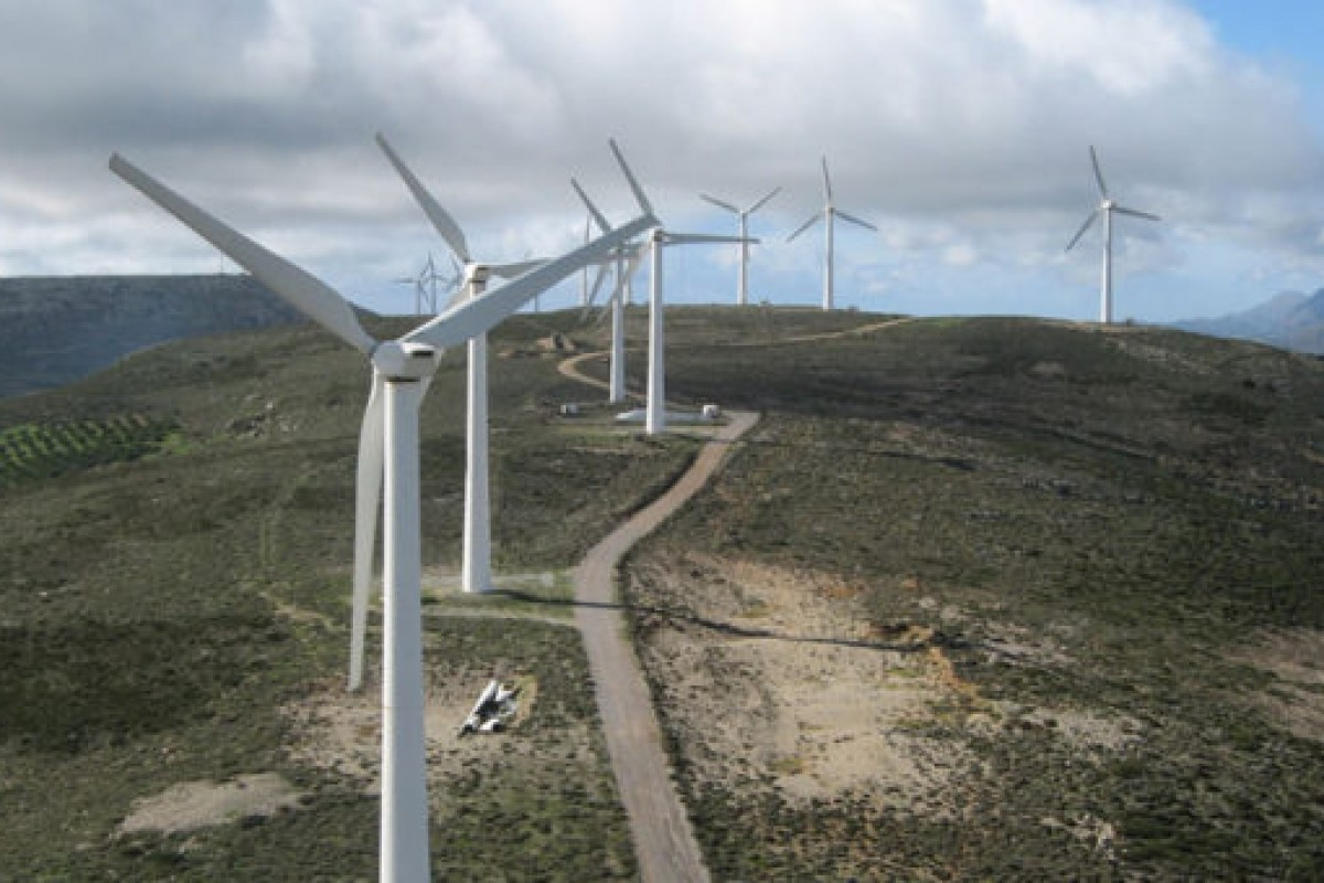 ΑΙΟΛΙΚΟ ΠΑΡΚΟ ΑΙΟΛΟΣ 9,9 MW - ΣΗΤΕΙΑ Ν.ΛΑΣΙΘΙΟΥ ΚΡΗΤΗΣ