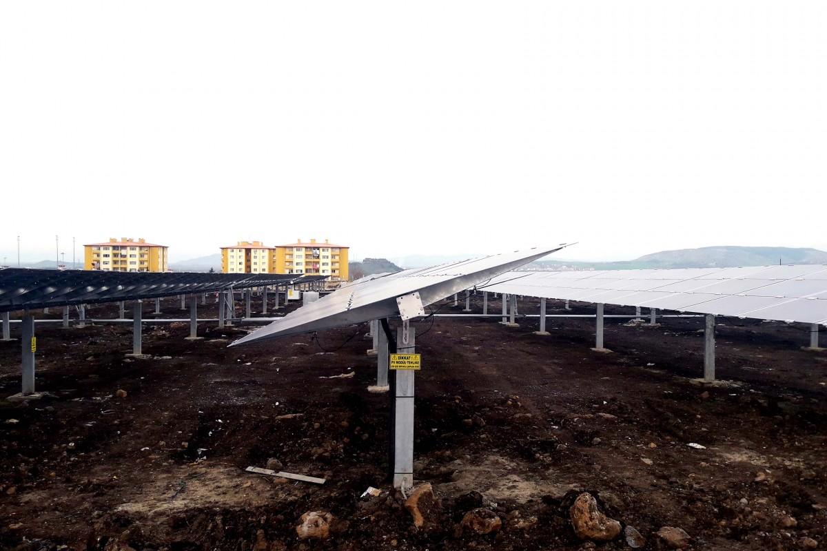 ΦΩΤΟΒΟΛΤΑΙΚΟΣ ΣΤΑΘΜΟΣ ΙΣΧΥΟΣ 1,3 MW OSMANIYE, ΤΟΥΡΚΙΑ