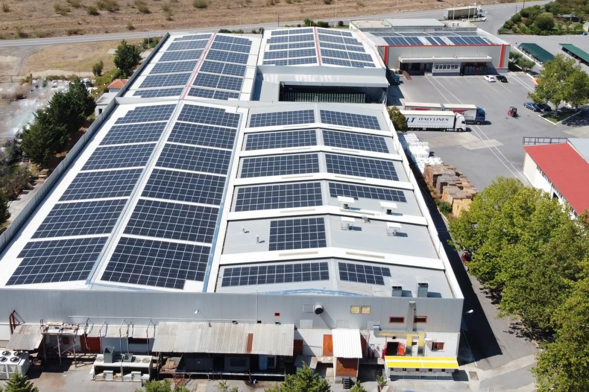 ΑΕΝΑΟΣ-SOULIS: NET METERING INSTALLATION OF 1 MW