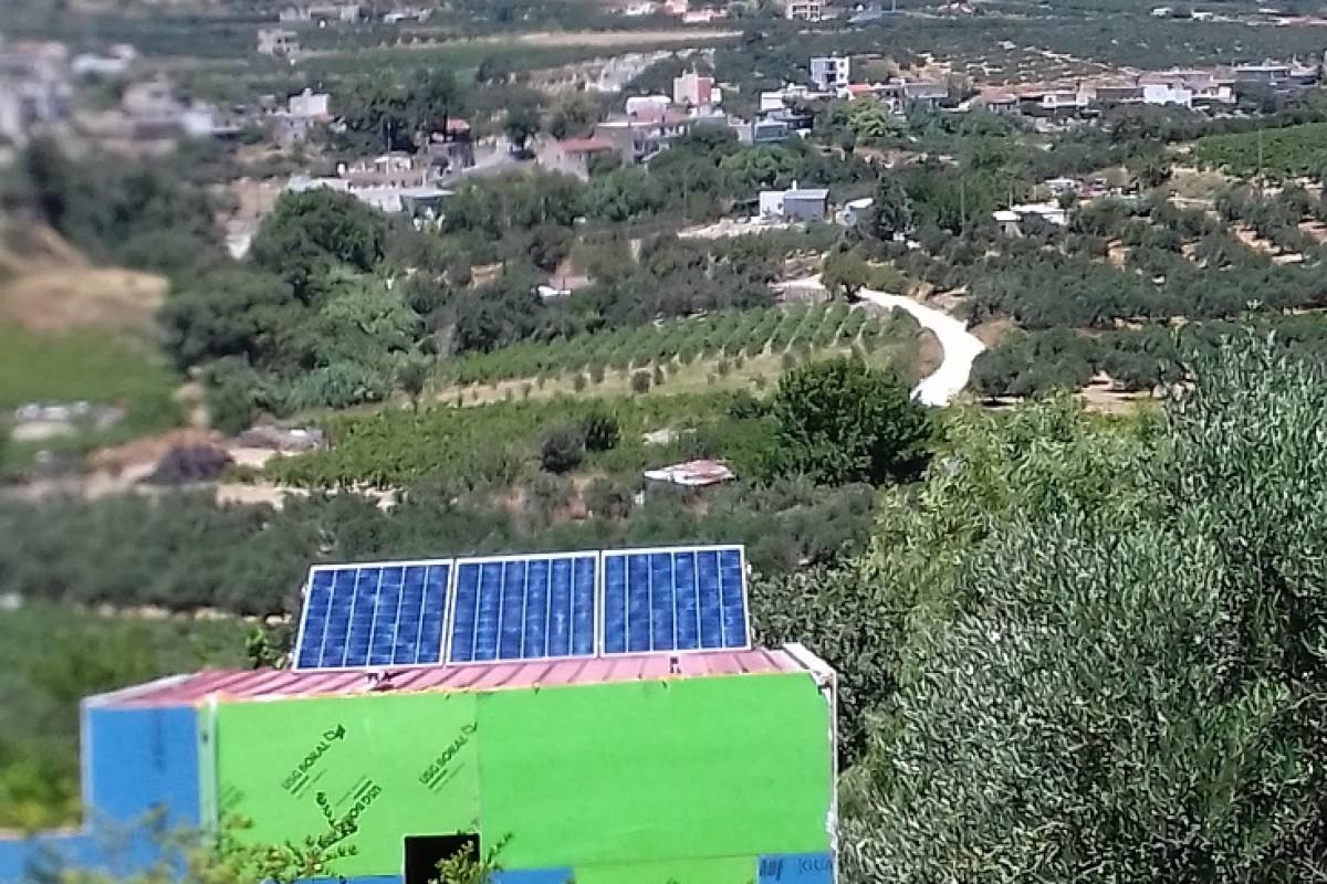 OFF-GRID SYSTEM IN AVGENIKI