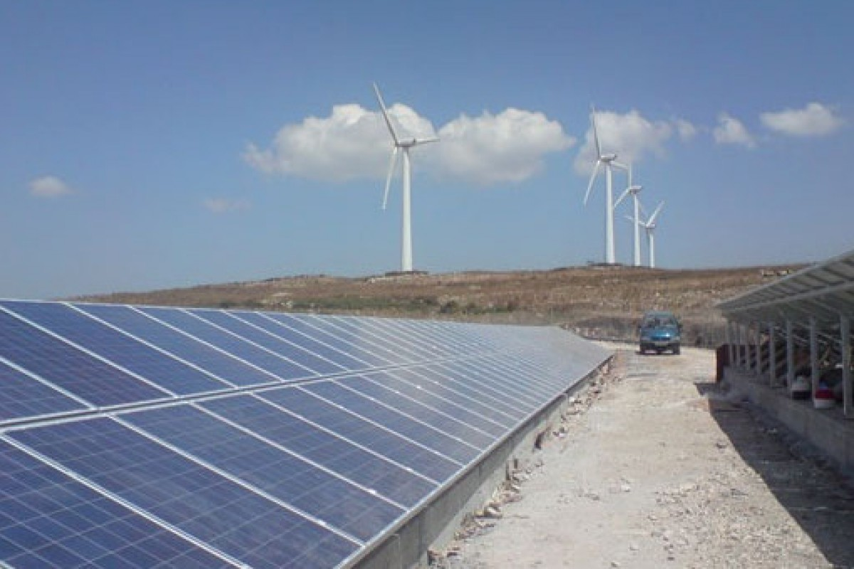 80 KW PHOTOVOLTAIC POWER STATION