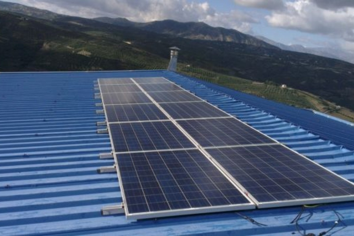 3 KW PHOTOVOLTAIC NET METERING SYSTEM IN AITANIA