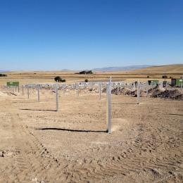 2,6 MW PHOTOVOLTAIC STATION IN AKSARAY, TURKEY