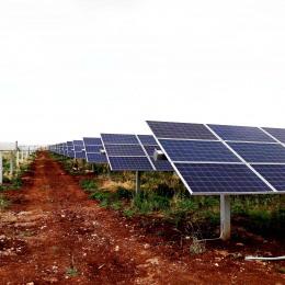 7,1 MW PHOTOVOLTAIC STATION SIVEREK, TURKEY