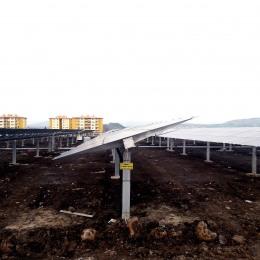 1,3 MW PHOTOVOLTAIC STATION OSMANIYE, TURKEY