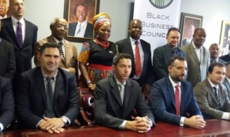 AENAOS PART OF THE GREEK BUSINESS MISSION IN SOUTH AFRICA, MOZAMBIQUE AND BOTSWANA