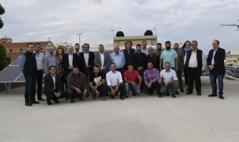 AENAOS SPONSOR OF A PHOTOVOLTAIC STATION (9,9KW)