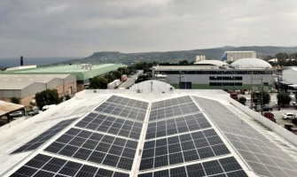 NET METERING INSTALLATION OF 100KW ON A SUPER MARKET